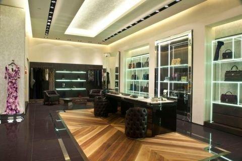 roberto cavalli flagship store Bucarest