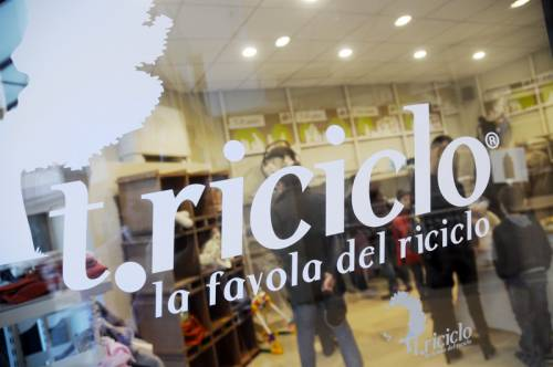 T.RICICLO Best Franchisee of the World