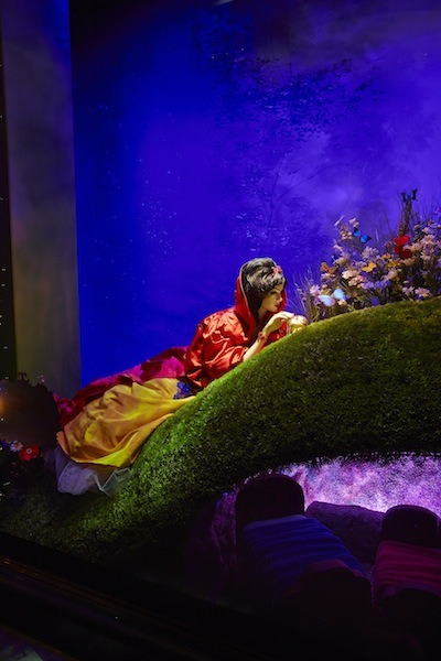 Londra Natale 2012 Harrods