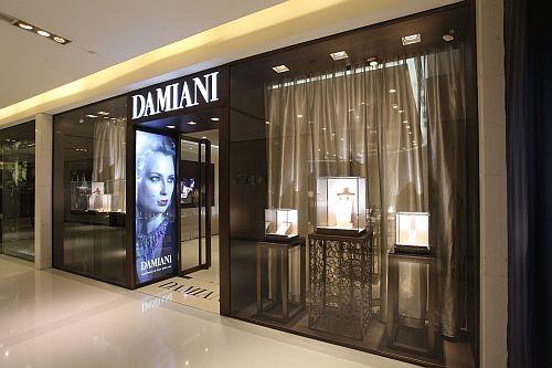 Damiani boutique Suzhou Cina