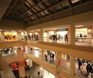FoxTown outlet centre Mendrisio