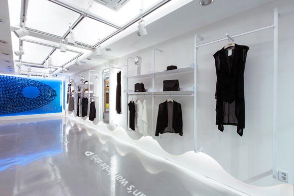 MARINE SAVVY Shopping Space Seoul