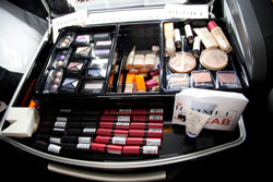 Rimmel Cab temporary store pop up