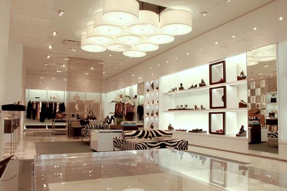 Michael Kors flagship store Soho
