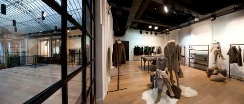 Miroglio show room Milano