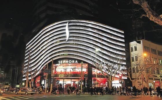 SEPHORA Shanghai