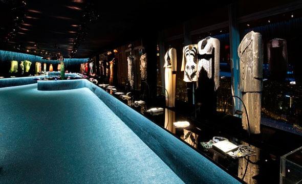 Giorgio Armani boutique Hong Kong