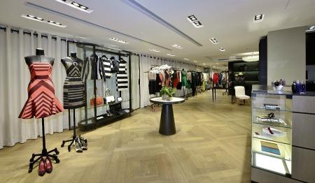 Flagship store Lanvin Hong Kong