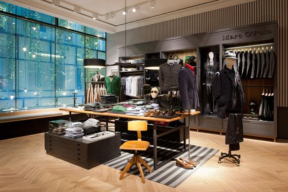 Marc O'Polo flagship store