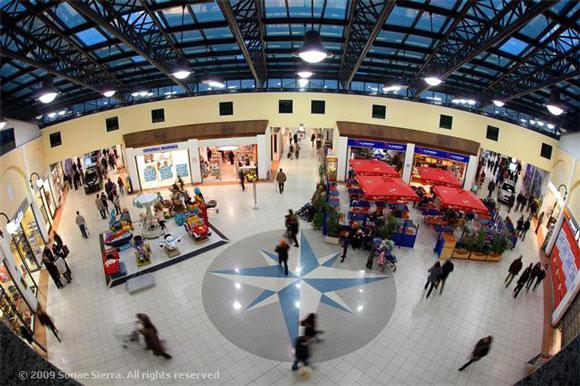 Sonae Sierra centro commerciale Airone di Monselice
