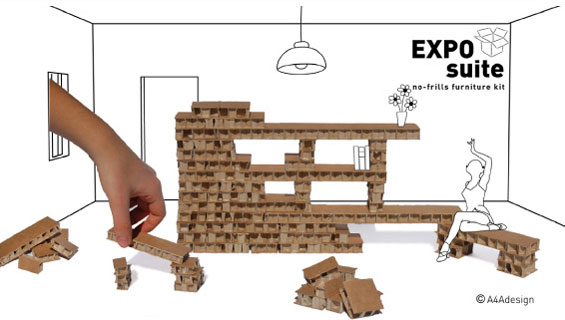 EXPO Suite A4Adesign