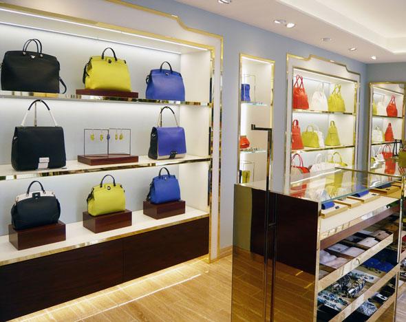 Furla il nuovo retail concept store approda in giappone