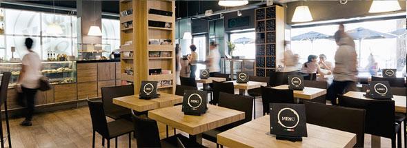 Caffe' Vergnano monomarca Coffee Shop 1882