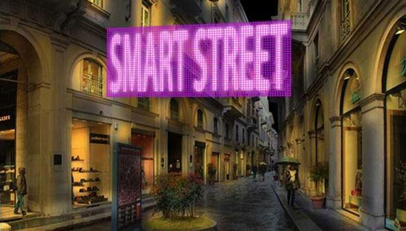 """Milano, Via DELLA SPIGA è la prima """"smart street"""" italiana"""
