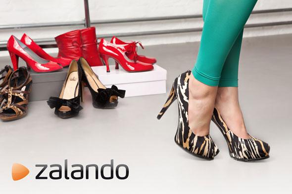 ZALANDO temporary store a Milano.