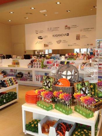 Kasanova central market da vinci