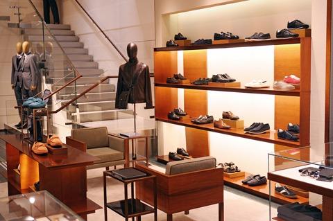 Ermenegildo Zegna opened its store in Brisbane