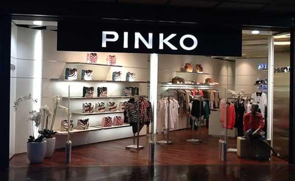 pinko sviluppa il travel retail