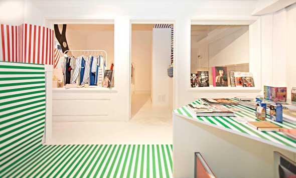 CuldeSac pop-up store saint tropez