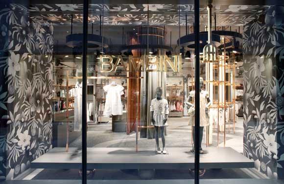 Bambini Kids store Wien