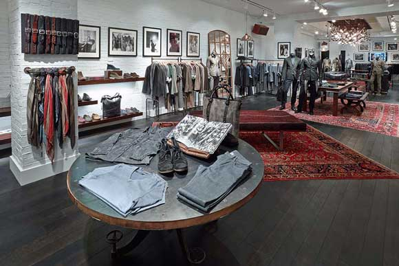 JOHN VARVATOS boutique Boston