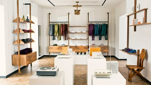 PAUL SMITH flagship Londra