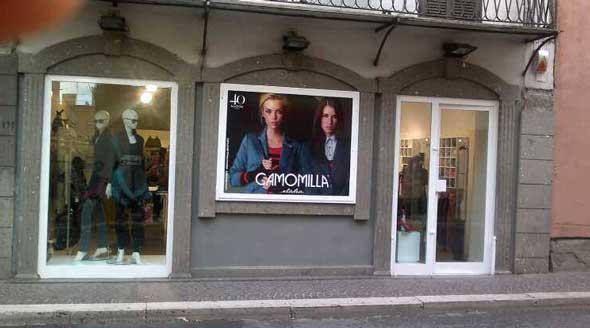 Camomilla Italia Punto vendita
