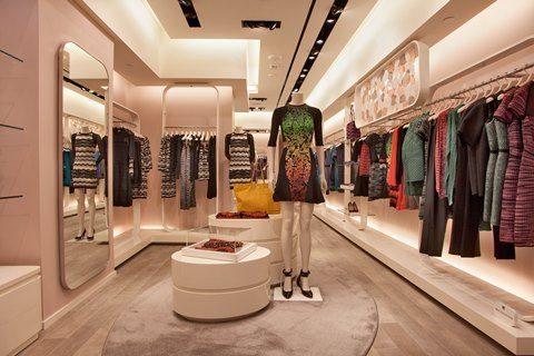M MISSONI Boutique Caesars Palace Las Vegas