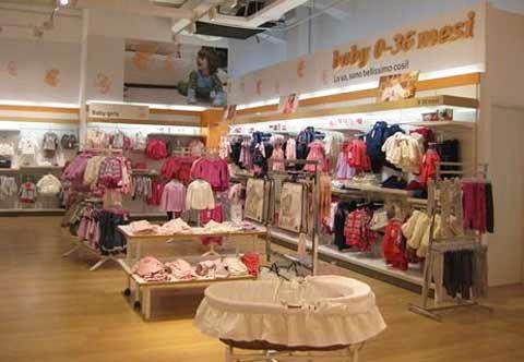 Pr natal nuovo megastore a milano an shopfitting magazine for Negozi arredamento milano