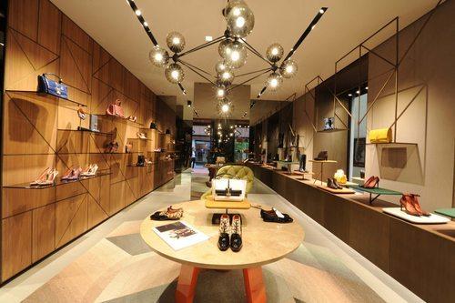 SANTONI flagship store Lugano