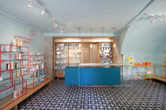 De los Austrias Pharmacy Madrid