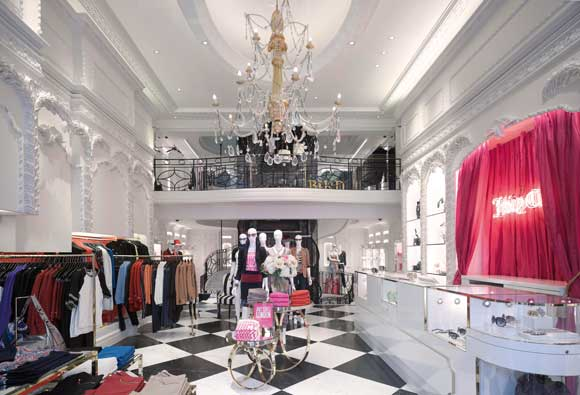 Interior design londra
