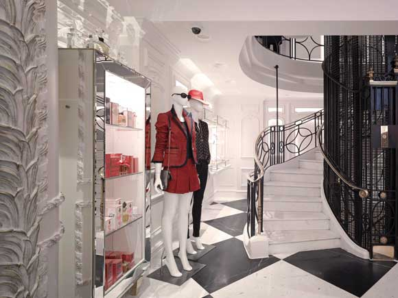 Juicy Couture London Mra Architecture
