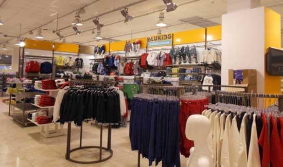 Gruppo Masserdotti rebranding punti vendita Upim
