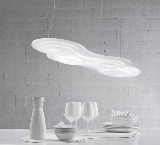 GLACIER design Guido Vrola L+D led light