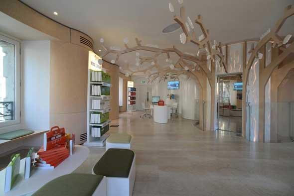 LIFE PARK protection store di Genertel ed Europ Assistance Studio Cesana