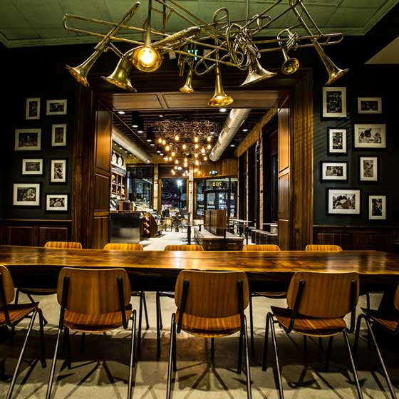 STARBUCKS unveils new store inspired by New Orleans