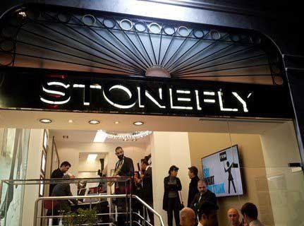 STONEFLY negozi monomarca Istanbul