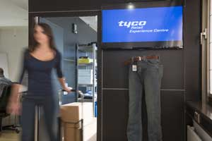 TYCO sicurezza efficienza profittabilità retail