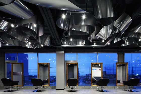 ARKHE BEAUTY SALON Moriyuki Ochiai Architects