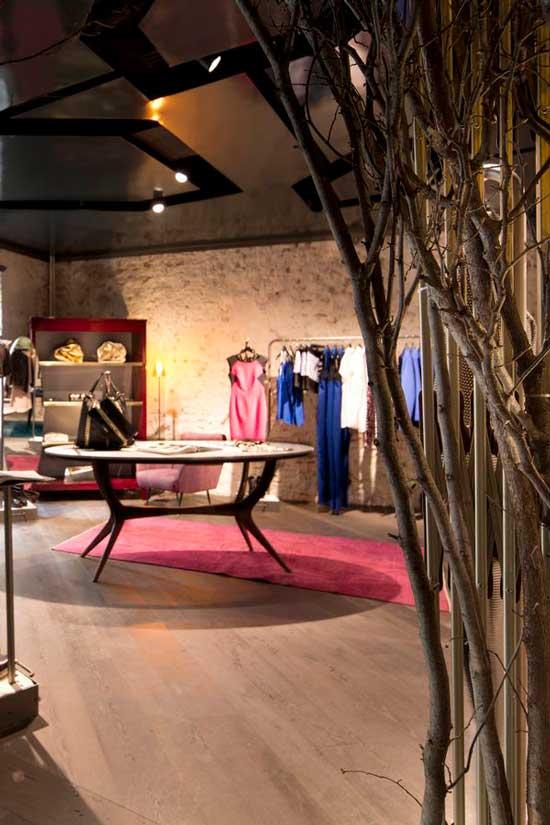 Sisley new concept store Berlin