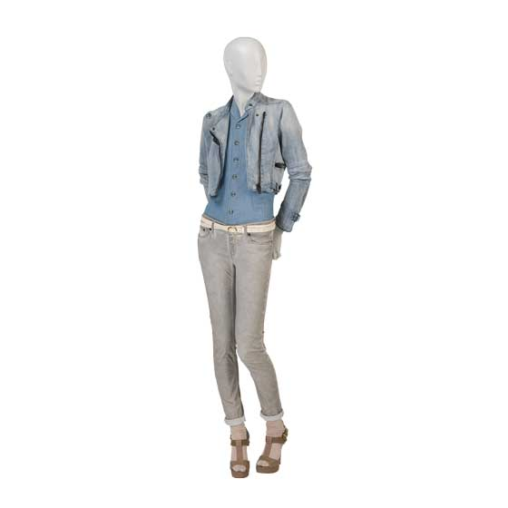 HANS BOODT mannequins collection Changing faces width=