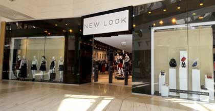 New Look fashion retailer China