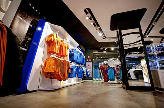 real madrid store italia