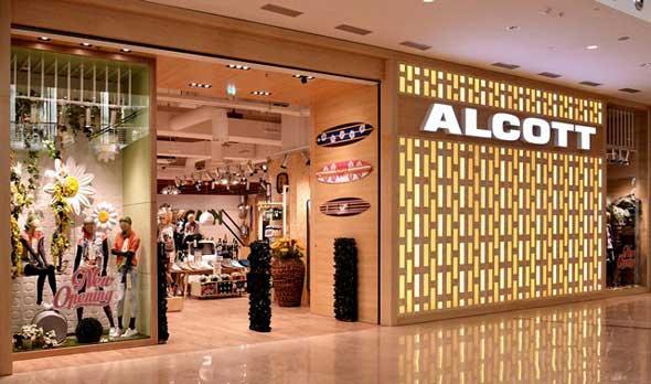 alcott concept store