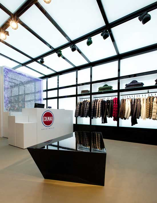 COLMAR store Berlino