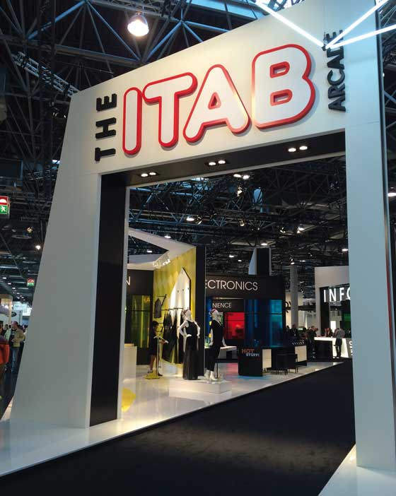 ITAB shop concept euroshop 2014
