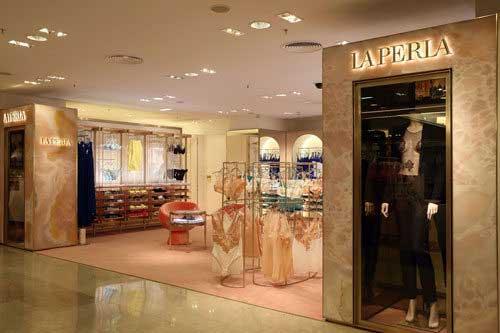 la perla PRINTEMPS PARIGI
