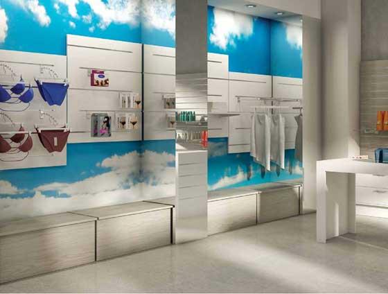 La Pietra Dogata pannelli dogati Brugnotto Shop Interiors