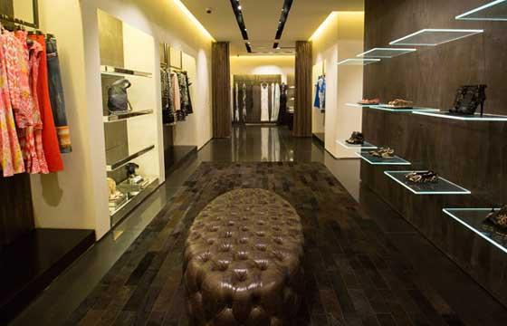 Roberto-Cavalli Boutique Bangkok